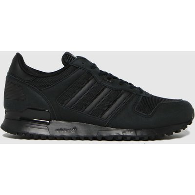 Adidas Black Zx 700 Trainers