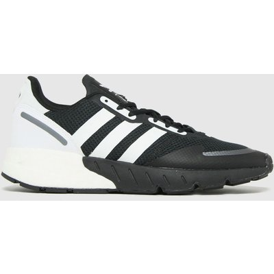 Adidas Black Zx 1k Boost Trainers