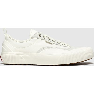 Vans White Destruct Trainers