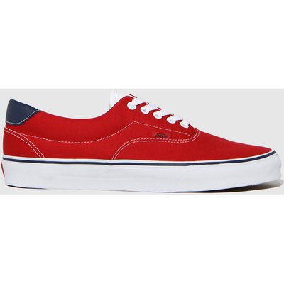 Vans Red Era 59 Trainers