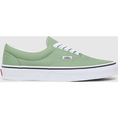 Vans Green Era Trainers