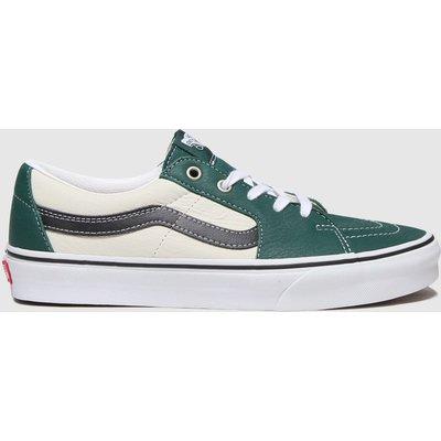 Vans Green Sk8-low Trainers