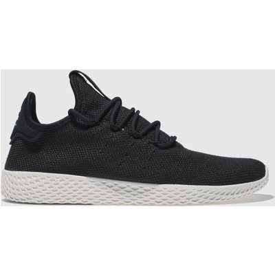 Adidas Black Pharrell Williams Tennis Hu Trainers