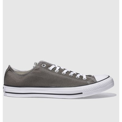 Converse Grey All Star Speciality Ox Trainers