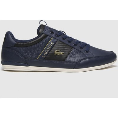 Lacoste Navy Chaymon Trainers