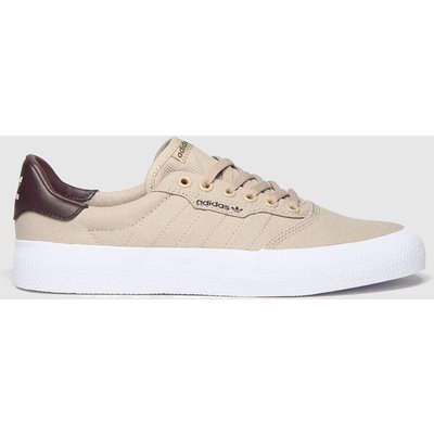 Adidas Skateboarding Beige 3mc Trainers