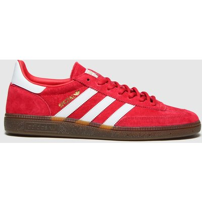 Adidas Red Handball Spezial Trainers