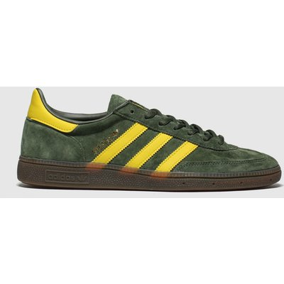 Adidas Dark Green Handball Spezial Trainers