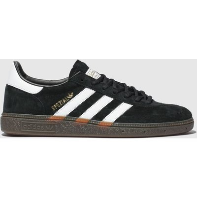 Adidas Black & White Handball Spezial Trainers