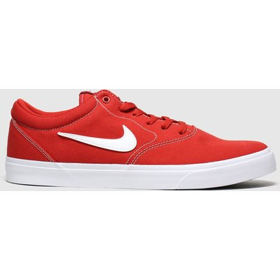 Nike SB Red Charge Trainers