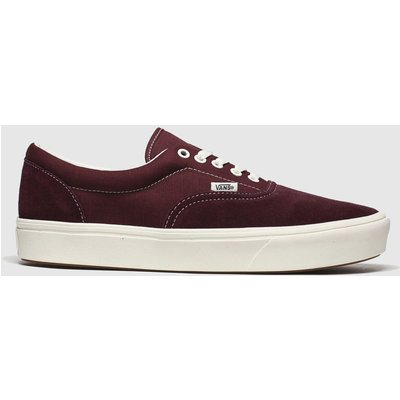 Vans Burgundy Comfycush Era Trainers