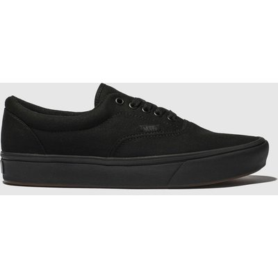 Vans Black Comfycush Era Trainers
