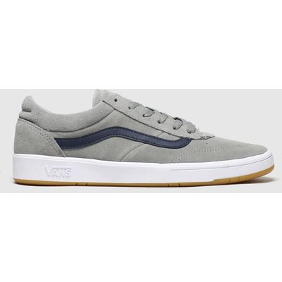 Vans Grey Cruze Trainers