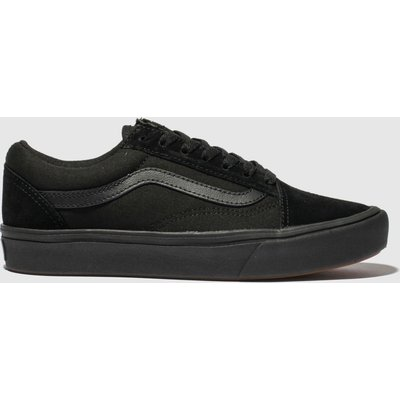 Vans Black Comfycush Old Skool Trainers