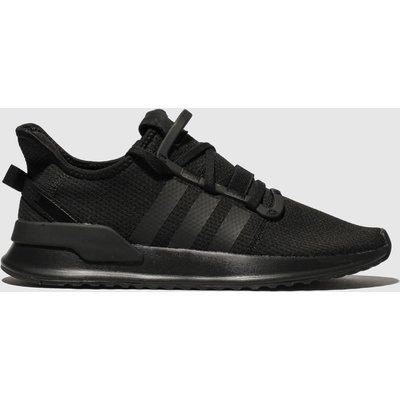 Adidas Black U_path Run Trainers