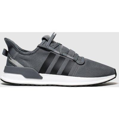 Adidas Dark Grey U_path Run Trainers