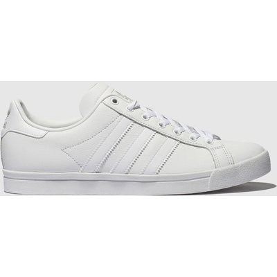 Adidas White Coast Star Trainers