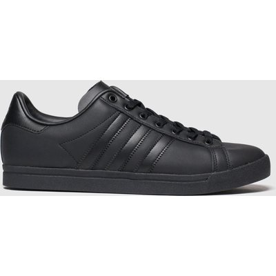 Adidas Black Coast Star Trainers