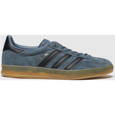 Adidas Navy & Black Gazelle Indoor Trainers