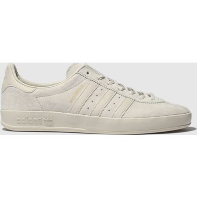 Adidas White Broomfield Trainers