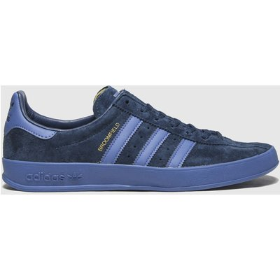 Adidas Blue Broomfield Trainers