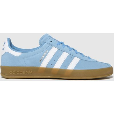 Adidas Pale Blue Broomfield Trainers
