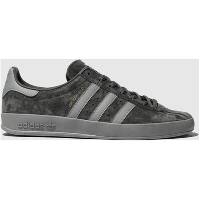 Adidas Dark Grey Broomfield Trainers