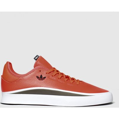 Adidas Skateboarding Red Sabalo Trainers