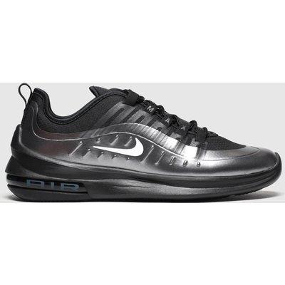Nike Black & Silver Air Max Axis Premium Trainers