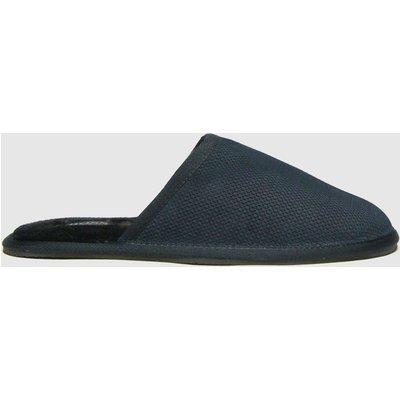 BOSS Navy Home Slipper Slippers