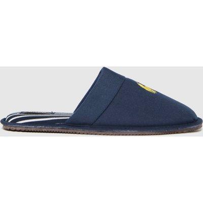 Polo Ralph Lauren Navy Klarence Slippers