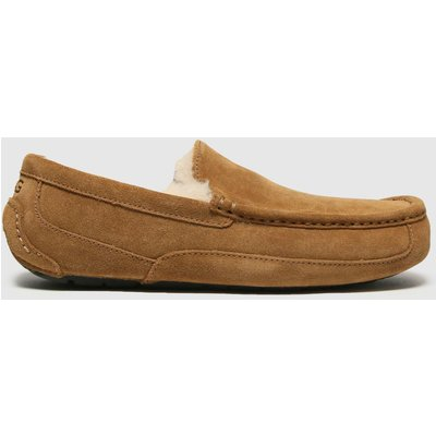 UGG Tan Ascot Slippers