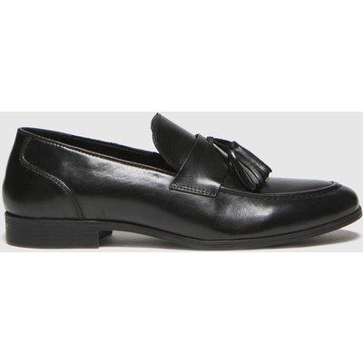 Schuh Black Ross Tassel Shoes