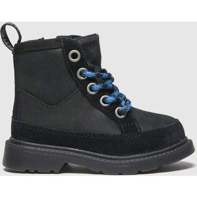 UGG Black Robley Boots Toddler