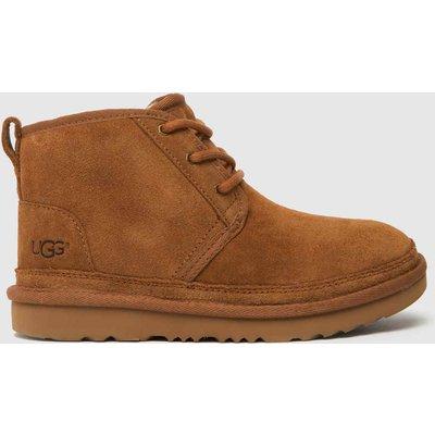 UGG Tan Neumel Ii Boots Junior