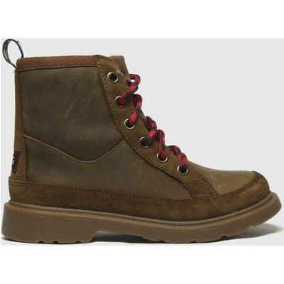 UGG Tan Robley Boots Junior