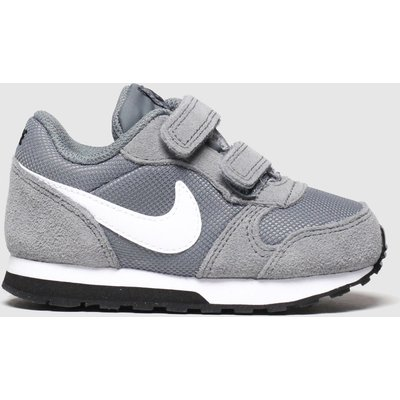 Nike Grey Md Runner Trainers Toddler