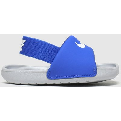 Nike Blue Kawa Slide Sandals Toddler