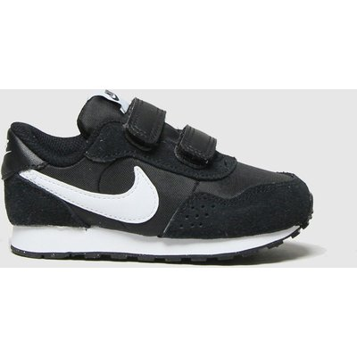 Nike Black & White Md Valiant Trainers Toddler
