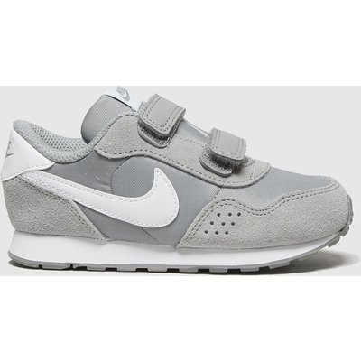 Nike Grey Md Valiant Trainers Toddler