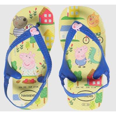 Havaianas Multi Baby Peppa Pig SANDAL Toddler