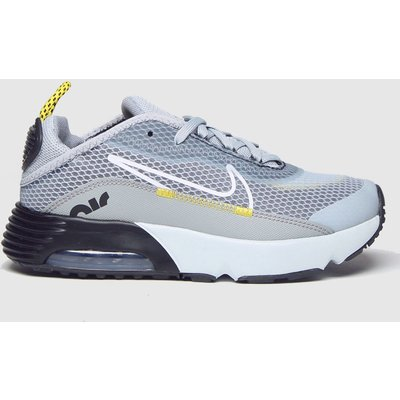 Nike Dark Grey Air Max 2090 Trainers Junior