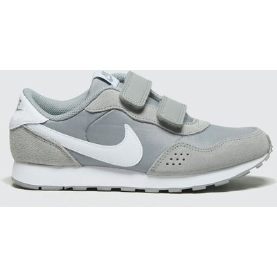 Nike Grey Md Valiant Trainers Junior