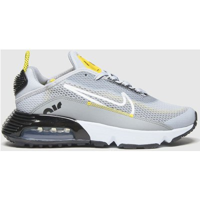 Nike Dark Grey Air Max 2090 Trainers Youth