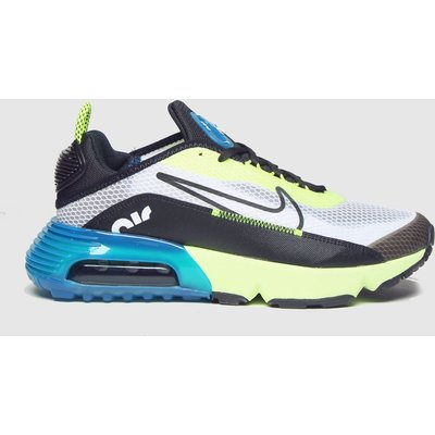 Nike Black & Green Air Max 2090 Trainers Youth