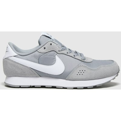 Nike Grey Md Valiant Trainers Youth