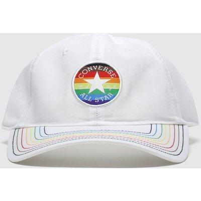 Accessories CONVERSE HEADWEAR White Pride Baseball