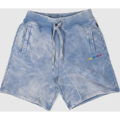 Clothing Converse Pale Blue Pride Bermuda Short