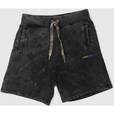 Clothing Converse Black Pride Bermuda Short