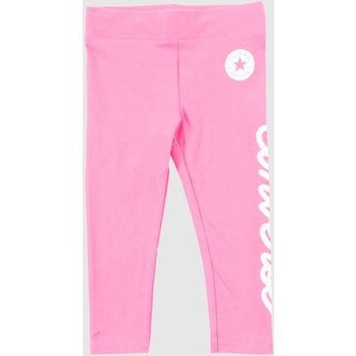 Clothing Converse Pink Kids Chuck Patch Legging